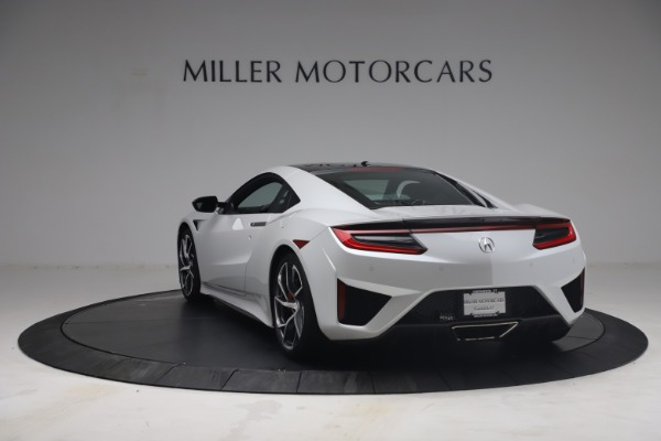 Used 2017 Acura NSX SH-AWD Sport Hybrid for sale $139,900 at Pagani of Greenwich in Greenwich CT 06830 5