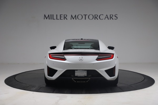 Used 2017 Acura NSX SH-AWD Sport Hybrid for sale $139,900 at Pagani of Greenwich in Greenwich CT 06830 6