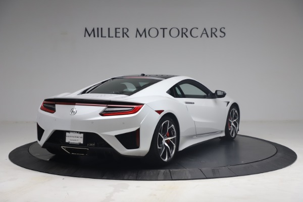 Used 2017 Acura NSX SH-AWD Sport Hybrid for sale $139,900 at Pagani of Greenwich in Greenwich CT 06830 7