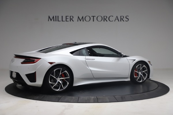Used 2017 Acura NSX SH-AWD Sport Hybrid for sale $139,900 at Pagani of Greenwich in Greenwich CT 06830 8