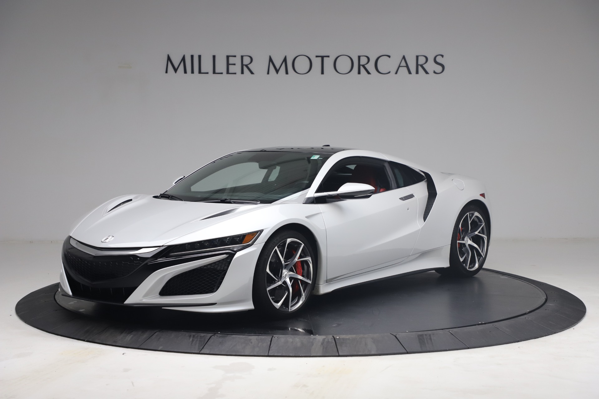 Used 2017 Acura NSX SH-AWD Sport Hybrid for sale $139,900 at Pagani of Greenwich in Greenwich CT 06830 1