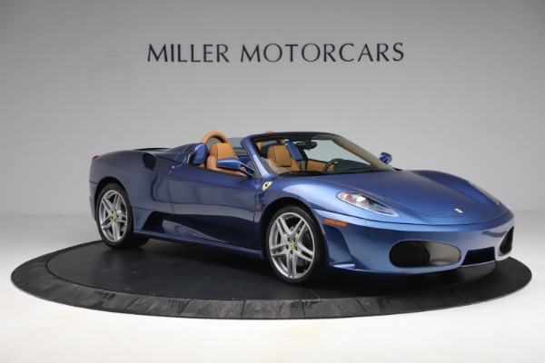 Used 2006 Ferrari F430 Spider for sale $139,900 at Pagani of Greenwich in Greenwich CT 06830 10