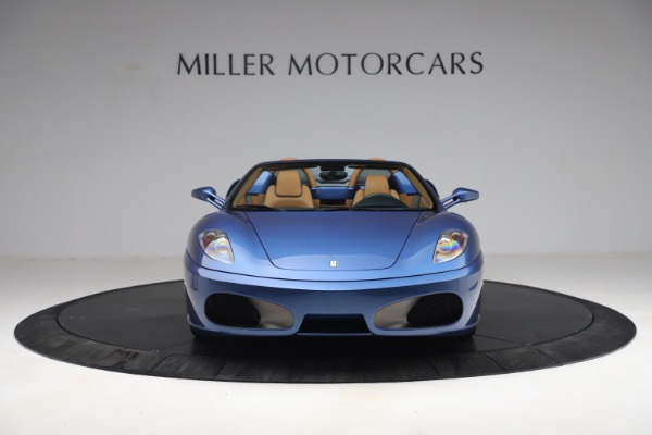 Used 2006 Ferrari F430 Spider for sale $139,900 at Pagani of Greenwich in Greenwich CT 06830 12