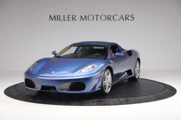 Used 2006 Ferrari F430 Spider for sale $139,900 at Pagani of Greenwich in Greenwich CT 06830 13