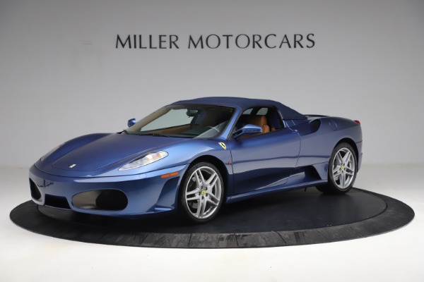 Used 2006 Ferrari F430 Spider for sale $139,900 at Pagani of Greenwich in Greenwich CT 06830 14