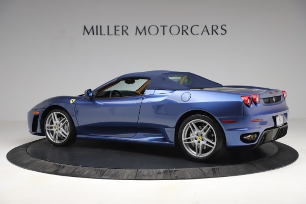 Used 2006 Ferrari F430 Spider for sale $139,900 at Pagani of Greenwich in Greenwich CT 06830 16