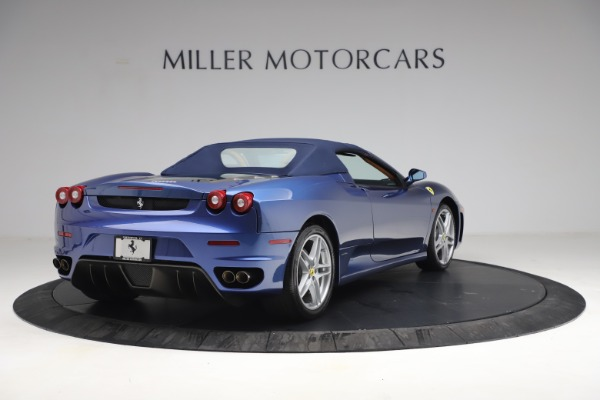 Used 2006 Ferrari F430 Spider for sale $139,900 at Pagani of Greenwich in Greenwich CT 06830 19
