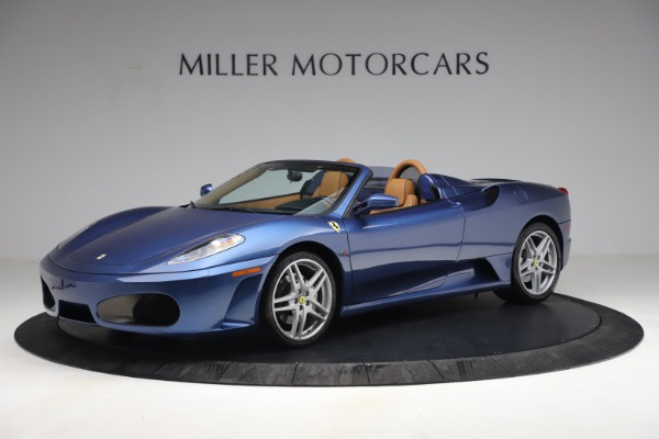 Used 2006 Ferrari F430 Spider for sale $139,900 at Pagani of Greenwich in Greenwich CT 06830 2