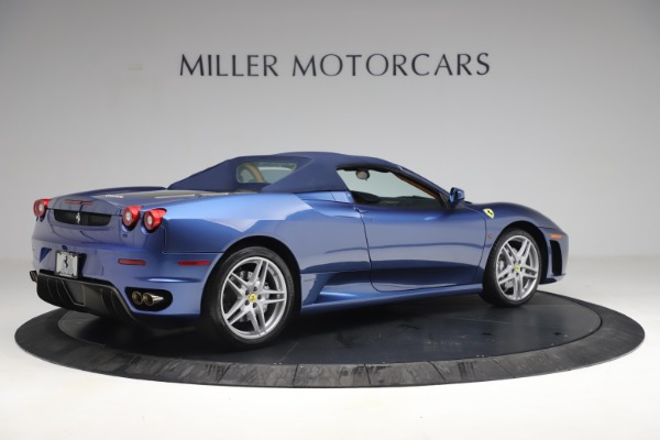 Used 2006 Ferrari F430 Spider for sale $139,900 at Pagani of Greenwich in Greenwich CT 06830 20