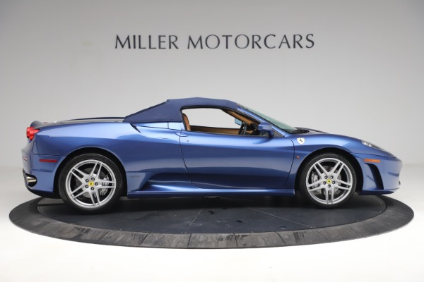 Used 2006 Ferrari F430 Spider for sale $139,900 at Pagani of Greenwich in Greenwich CT 06830 21