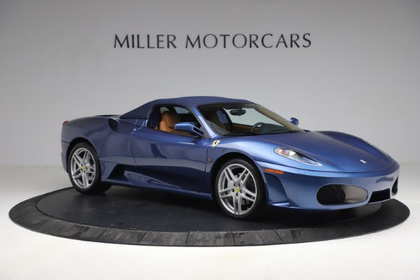 Used 2006 Ferrari F430 Spider for sale $139,900 at Pagani of Greenwich in Greenwich CT 06830 22