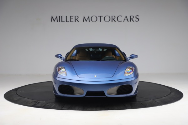 Used 2006 Ferrari F430 Spider for sale $139,900 at Pagani of Greenwich in Greenwich CT 06830 24