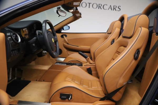 Used 2006 Ferrari F430 Spider for sale $139,900 at Pagani of Greenwich in Greenwich CT 06830 26