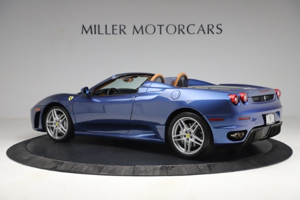 Used 2006 Ferrari F430 Spider for sale $139,900 at Pagani of Greenwich in Greenwich CT 06830 4