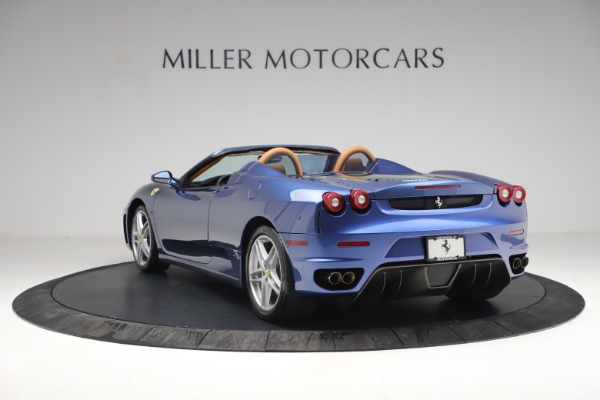 Used 2006 Ferrari F430 Spider for sale $139,900 at Pagani of Greenwich in Greenwich CT 06830 5