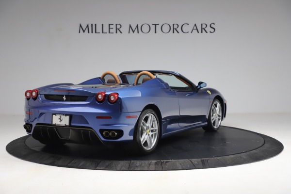 Used 2006 Ferrari F430 Spider for sale $139,900 at Pagani of Greenwich in Greenwich CT 06830 7