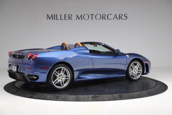 Used 2006 Ferrari F430 Spider for sale $139,900 at Pagani of Greenwich in Greenwich CT 06830 8