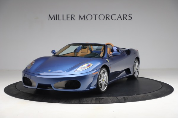 Used 2006 Ferrari F430 Spider for sale $139,900 at Pagani of Greenwich in Greenwich CT 06830 1