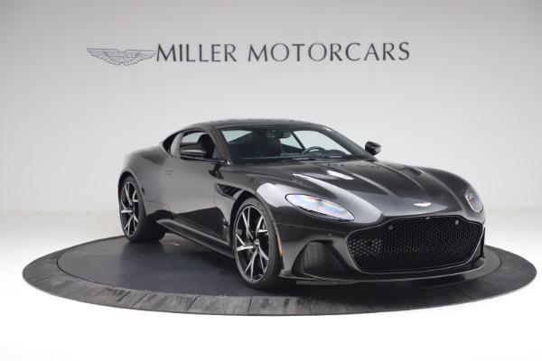 New 2021 Aston Martin DBS Superleggera 007 for sale $391,211 at Pagani of Greenwich in Greenwich CT 06830 10