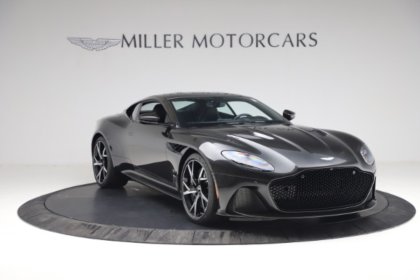 New 2021 Aston Martin DBS Superleggera for sale Sold at Pagani of Greenwich in Greenwich CT 06830 10