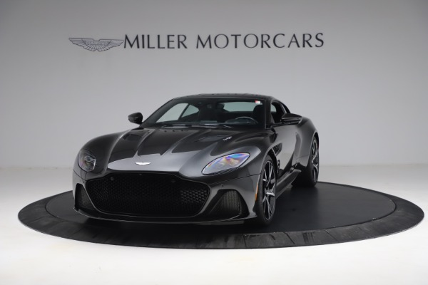 New 2021 Aston Martin DBS Superleggera 007 for sale $391,211 at Pagani of Greenwich in Greenwich CT 06830 12