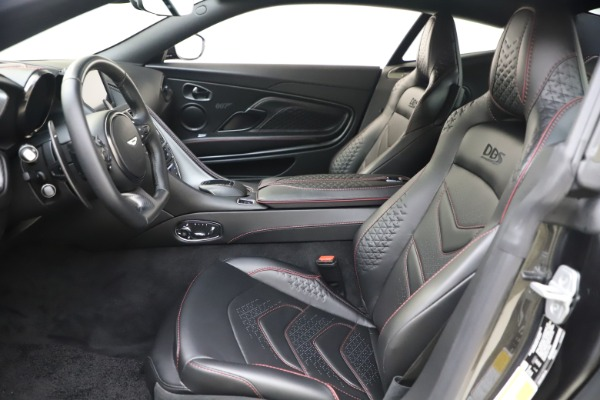 New 2021 Aston Martin DBS Superleggera 007 for sale $391,211 at Pagani of Greenwich in Greenwich CT 06830 13