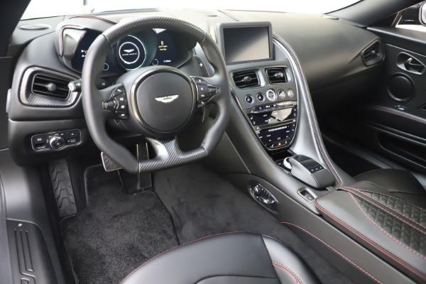 New 2021 Aston Martin DBS Superleggera 007 for sale $391,211 at Pagani of Greenwich in Greenwich CT 06830 14