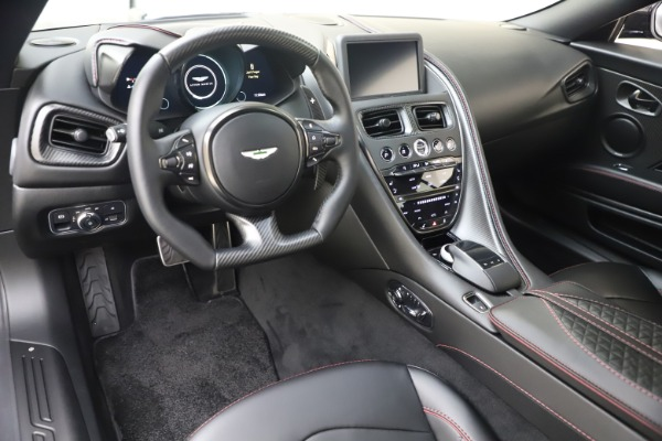 New 2021 Aston Martin DBS Superleggera for sale Sold at Pagani of Greenwich in Greenwich CT 06830 14