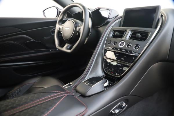 New 2021 Aston Martin DBS Superleggera 007 for sale $391,211 at Pagani of Greenwich in Greenwich CT 06830 17