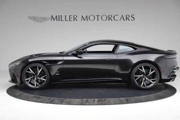 New 2021 Aston Martin DBS Superleggera 007 for sale $391,211 at Pagani of Greenwich in Greenwich CT 06830 2