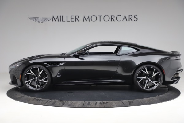 New 2021 Aston Martin DBS Superleggera for sale Sold at Pagani of Greenwich in Greenwich CT 06830 2