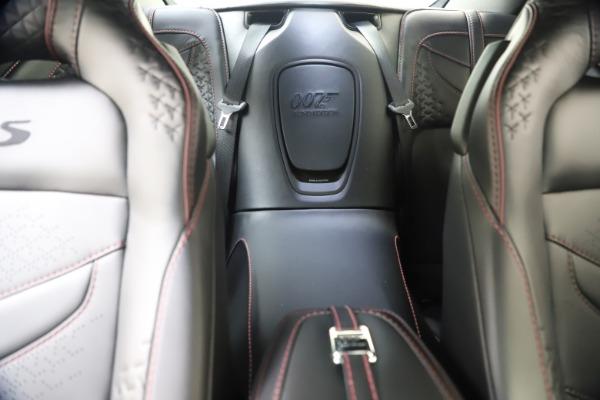 New 2021 Aston Martin DBS Superleggera 007 for sale $391,211 at Pagani of Greenwich in Greenwich CT 06830 22