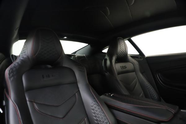 New 2021 Aston Martin DBS Superleggera 007 for sale $391,211 at Pagani of Greenwich in Greenwich CT 06830 23