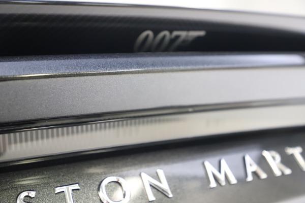 New 2021 Aston Martin DBS Superleggera 007 for sale $391,211 at Pagani of Greenwich in Greenwich CT 06830 25