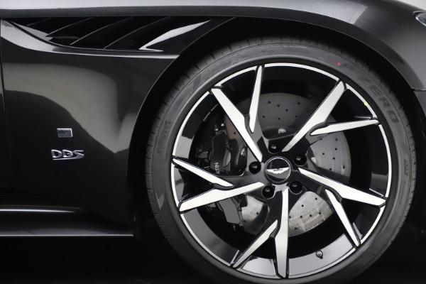 New 2021 Aston Martin DBS Superleggera 007 for sale $391,211 at Pagani of Greenwich in Greenwich CT 06830 27