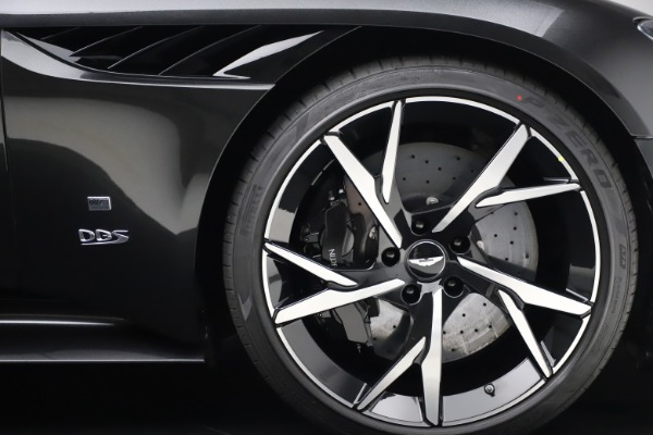 New 2021 Aston Martin DBS Superleggera for sale Sold at Pagani of Greenwich in Greenwich CT 06830 27