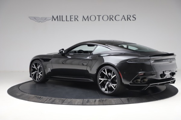 New 2021 Aston Martin DBS Superleggera for sale Sold at Pagani of Greenwich in Greenwich CT 06830 3