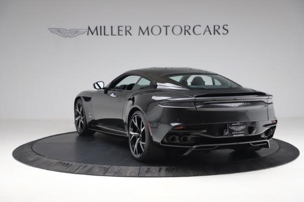 New 2021 Aston Martin DBS Superleggera 007 for sale $391,211 at Pagani of Greenwich in Greenwich CT 06830 4