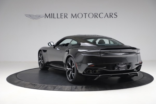 New 2021 Aston Martin DBS Superleggera for sale Sold at Pagani of Greenwich in Greenwich CT 06830 4