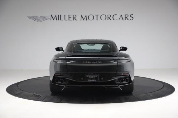 New 2021 Aston Martin DBS Superleggera 007 for sale $391,211 at Pagani of Greenwich in Greenwich CT 06830 5