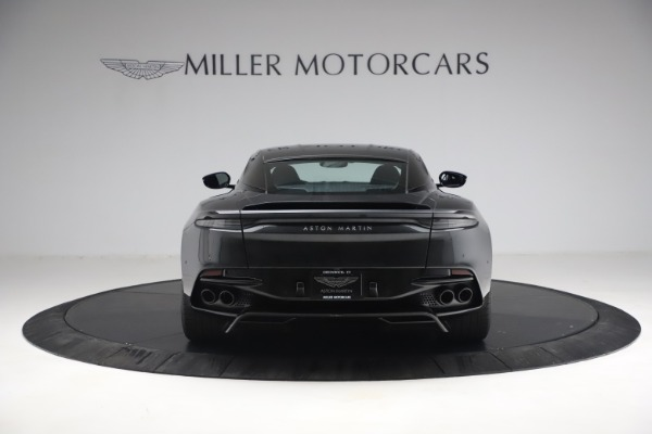 New 2021 Aston Martin DBS Superleggera for sale Sold at Pagani of Greenwich in Greenwich CT 06830 5