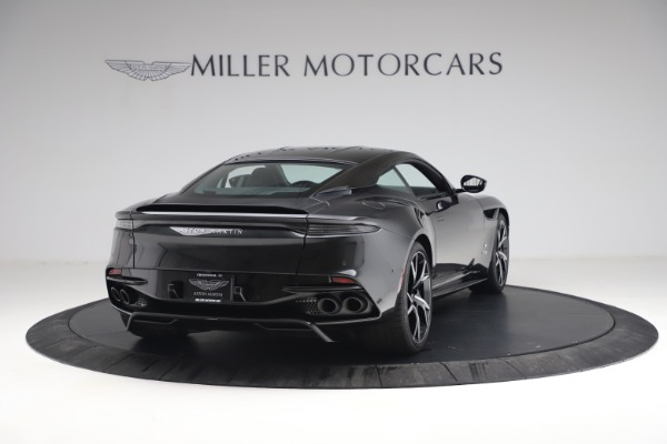 New 2021 Aston Martin DBS Superleggera 007 for sale $391,211 at Pagani of Greenwich in Greenwich CT 06830 6