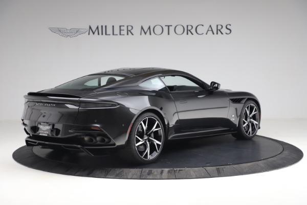 New 2021 Aston Martin DBS Superleggera 007 for sale $391,211 at Pagani of Greenwich in Greenwich CT 06830 7