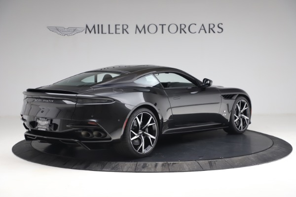 New 2021 Aston Martin DBS Superleggera for sale Sold at Pagani of Greenwich in Greenwich CT 06830 7