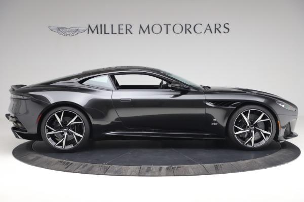 New 2021 Aston Martin DBS Superleggera 007 for sale $391,211 at Pagani of Greenwich in Greenwich CT 06830 8