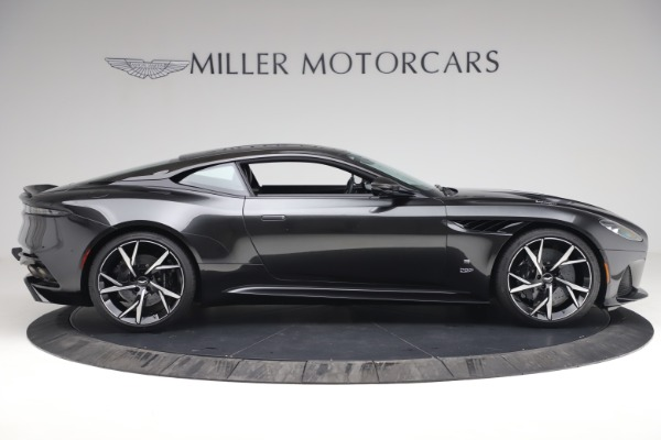 New 2021 Aston Martin DBS Superleggera for sale Sold at Pagani of Greenwich in Greenwich CT 06830 8