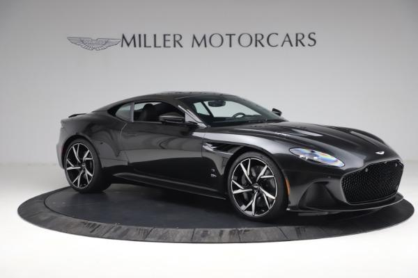 New 2021 Aston Martin DBS Superleggera 007 for sale $391,211 at Pagani of Greenwich in Greenwich CT 06830 9