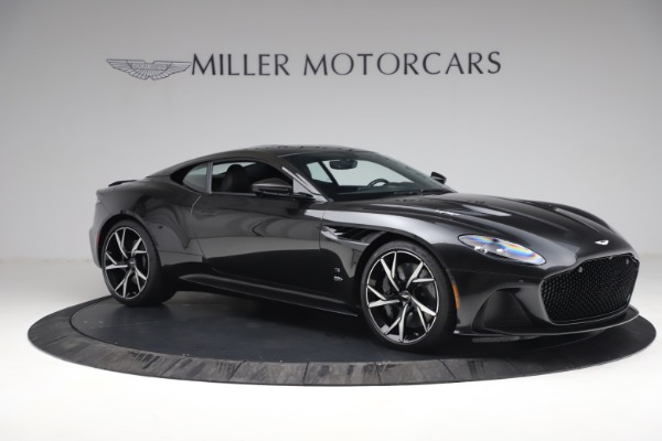 New 2021 Aston Martin DBS Superleggera for sale Sold at Pagani of Greenwich in Greenwich CT 06830 9