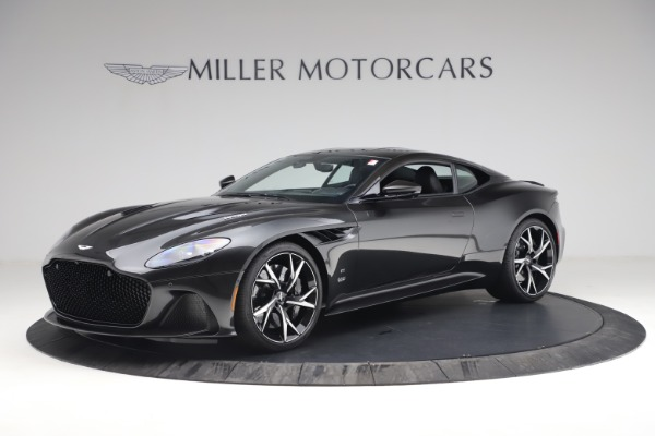 New 2021 Aston Martin DBS Superleggera for sale Sold at Pagani of Greenwich in Greenwich CT 06830 1