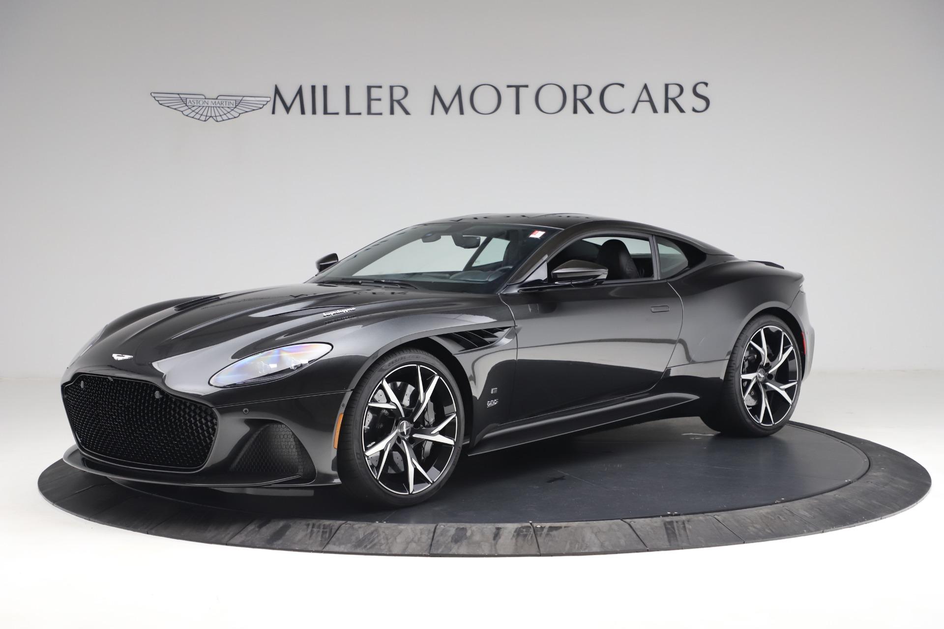 New 2021 Aston Martin DBS Superleggera 007 for sale $391,211 at Pagani of Greenwich in Greenwich CT 06830 1
